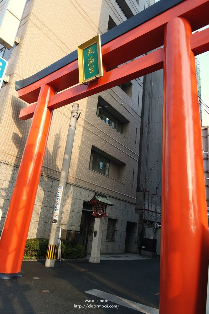 【2016九州找熊本熊】熊本手取天滿宮(てんまんぐう)~在地人參拜的私房小景點