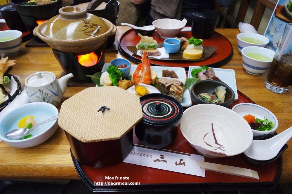 【2016京阪奈貴婦行】三山 和食レストラン~精緻美味好吃好看的和食料理