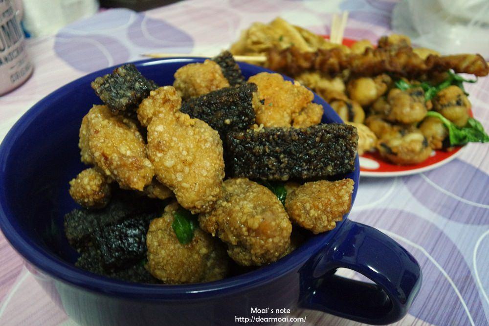【台中市西區】洪家回春堂‧洪家鹽酥雞中美總店~雞皮好吃章魚酥特別但重要的是老闆好帥