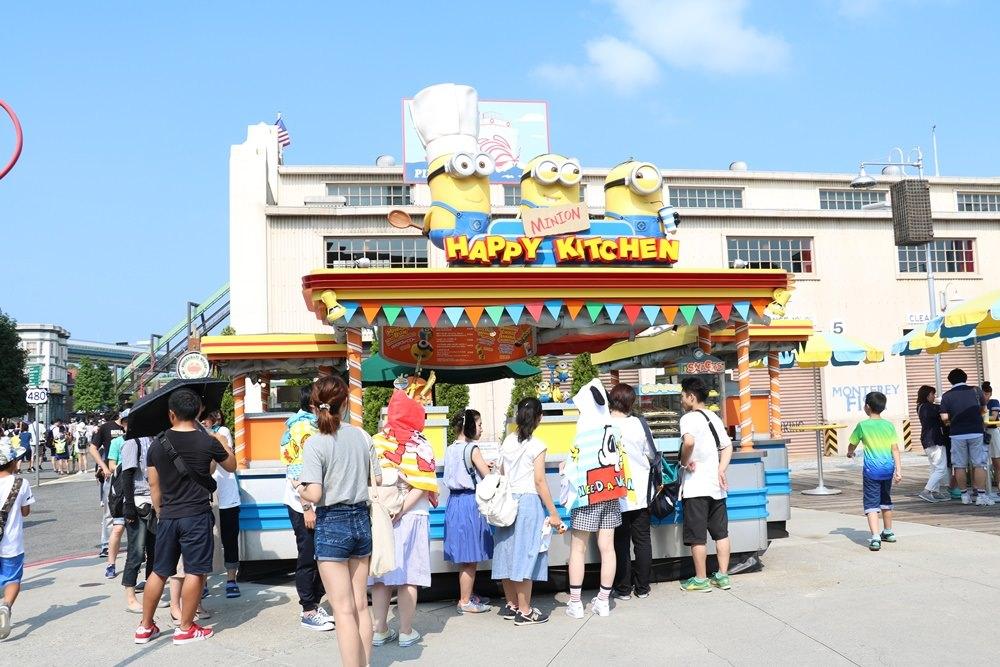 【2016速速大阪遊】大阪環球影城之路邊小攤~超好買所以慎守錢包阿