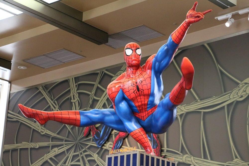 【2016速速大阪遊】大阪環球影城之蜘蛛人小小兵~外加路邊攤販讓人買到翻過去