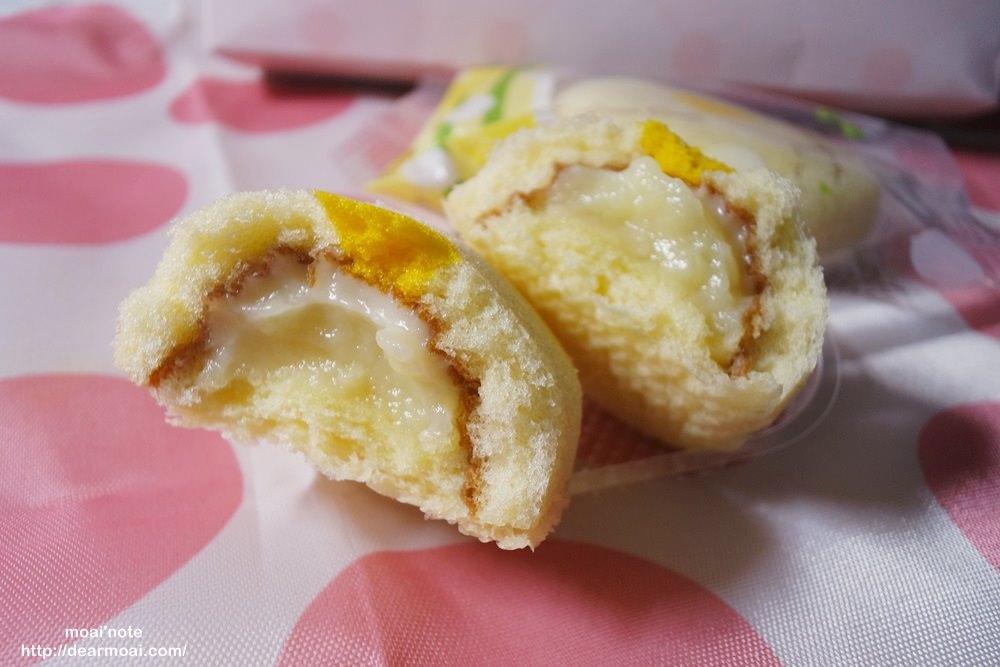 【2017日本點心】東京香蕉最新力作~星星花紋杏仁牛奶香蕉蛋糕與新春檸檬蛋糕