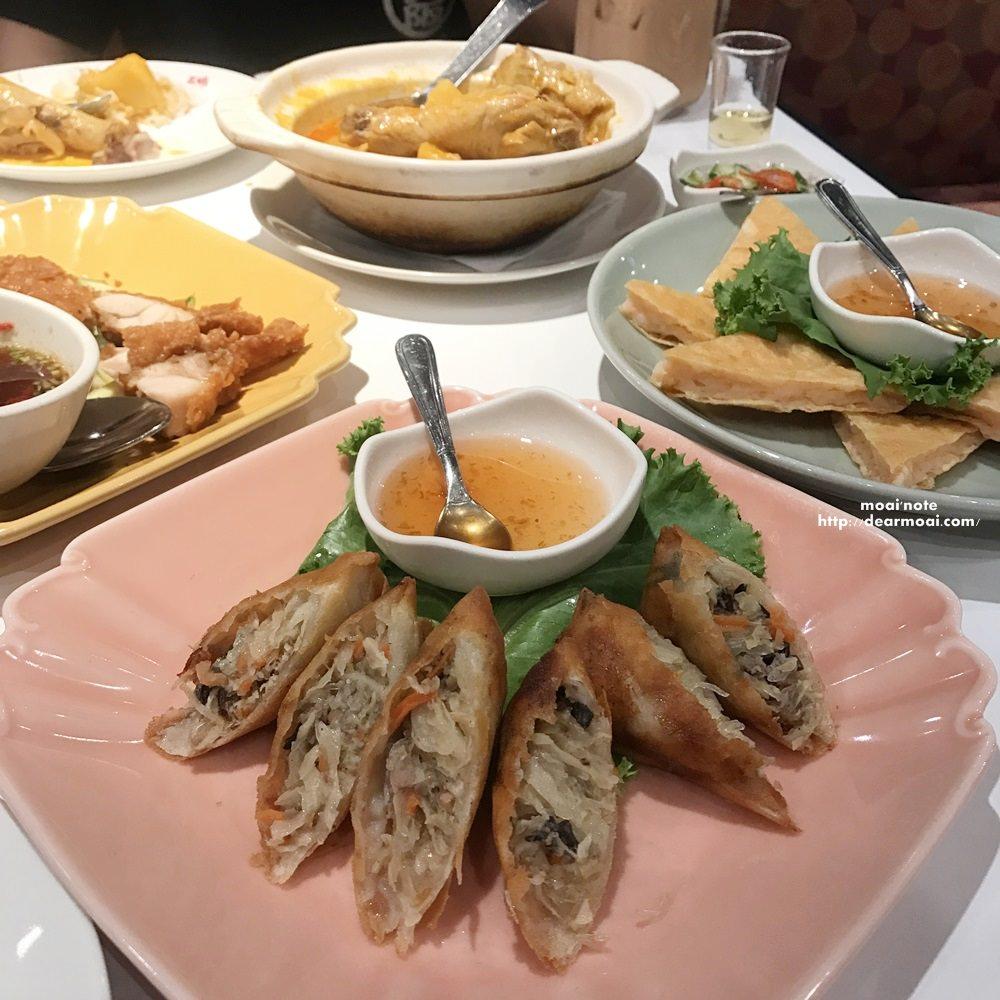 【台中市西區】瓦城泰國料理~多家分店用餐方便泰式料理輕鬆吃