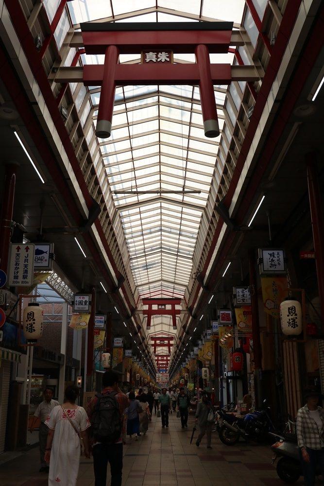 【2016速速大阪遊】天神橋筋商店街全攻略~全長2.6公里超長商店街沿途超好逛好買