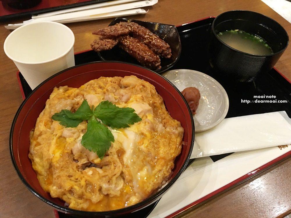 【2016速速大阪遊】関西国際空港 雞三和親子丼&関空食堂~上機前再回味一下日本美食