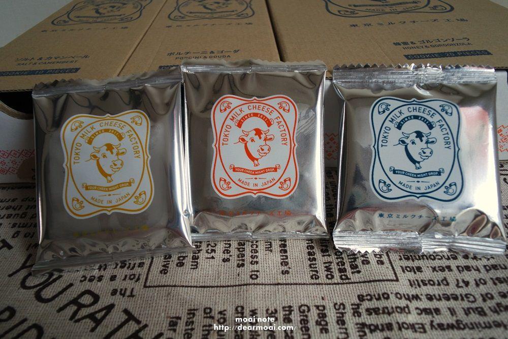 【台中市西屯區】東京牛奶起司工房台中三越快閃店~貴婦級香濃餅乾