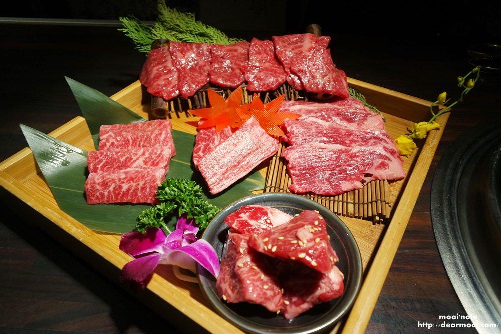 【台中市西區】脂板前炭火燒肉~高價位單點燒肉全程有專人代烤