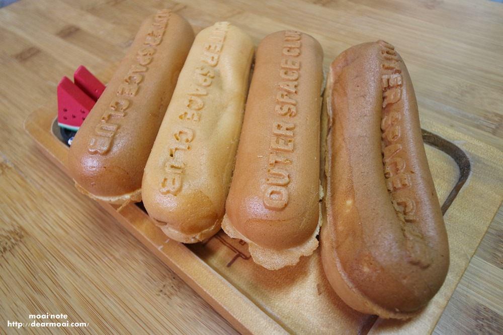 【台中市西區】Maji 瑪吉雞蛋糕&糬來飽脆皮麻糬鬆餅~中美街好吃銅板美食