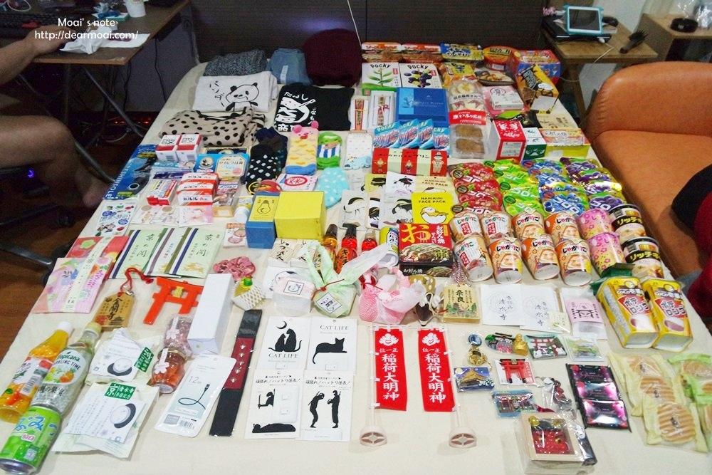 【2016京阪奈貴婦行】京都大阪奈良六天五夜戰利品全紀錄~婆婆應該有嚇到媳婦如此豪買
