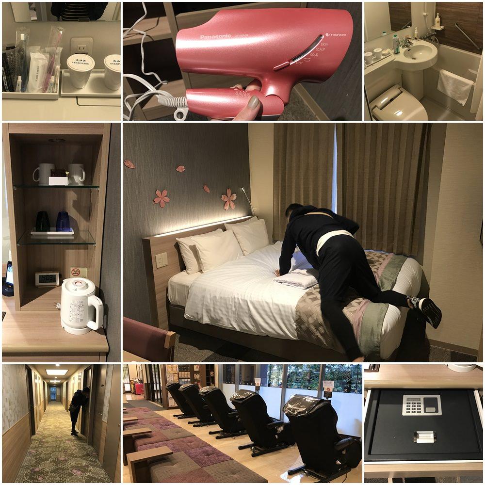 【2017大阪自由散策行】ブリッジホテル心斎橋 THE BRIDGE HOTEL~離心齋橋頗近的飯店,設施新穎服務貼心舒適
