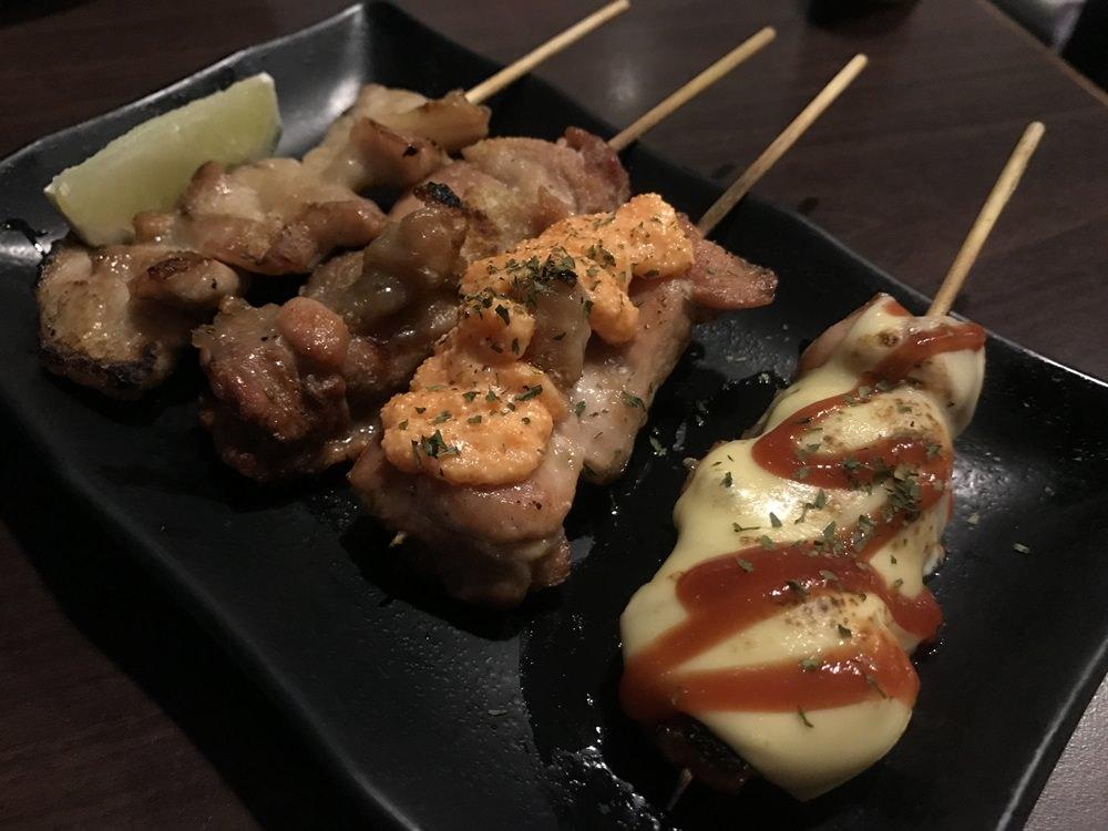 【台中市西區】御三家備長炭串料理~多樣料理選擇一次滿足