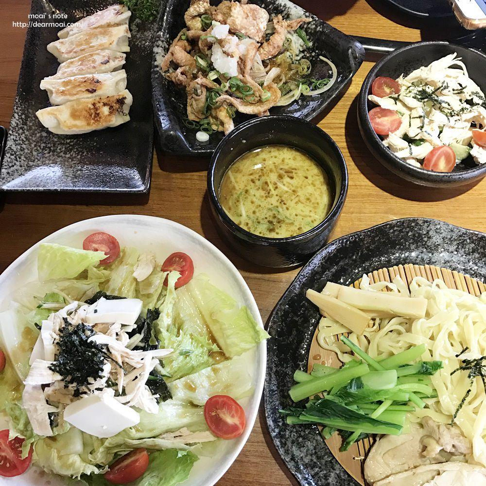 【台中西屯區】KUKAI空海拉麵~選擇頗多的拉麵店還有炸物沙拉好豐盛