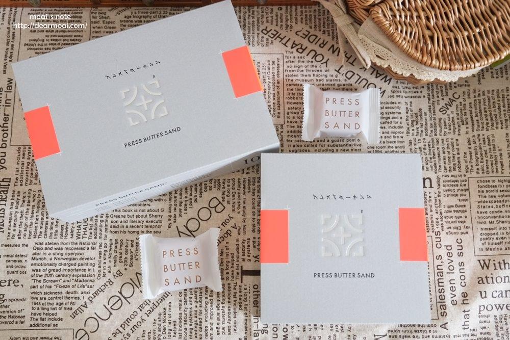 【2017東京女子輕旅行】press butter sand 焦糖奶油夾心餅乾~東京車站2017超人氣排隊新名產
