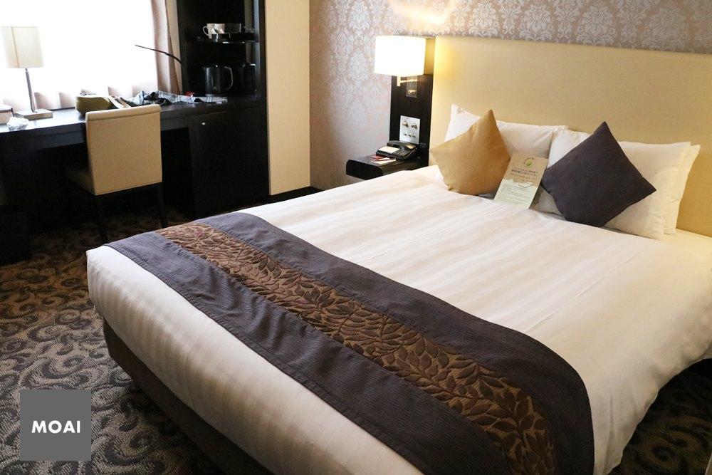 【2017北海道初心自由行】Mercure Hotel Sapporo札幌水星飯店(美居飯店)~乾淨舒適明亮的平價飯店