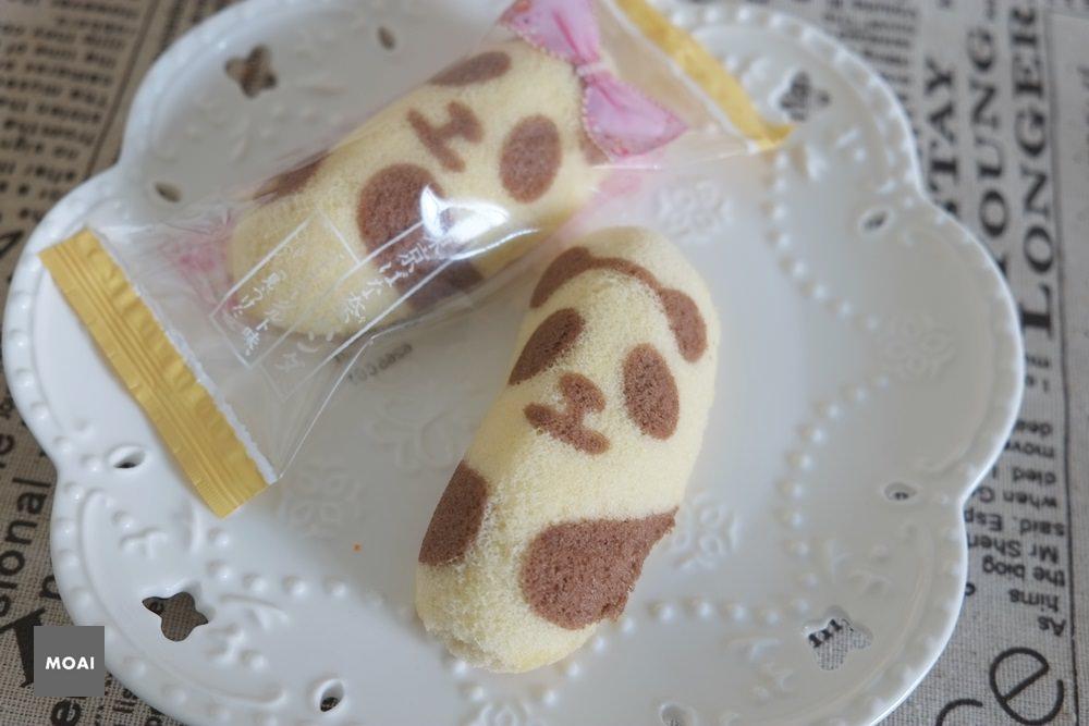 【2017東京女子輕旅行】東京banana限定貓熊版/抹茶香蕉蛋糕~最新上市的熊貓好可愛