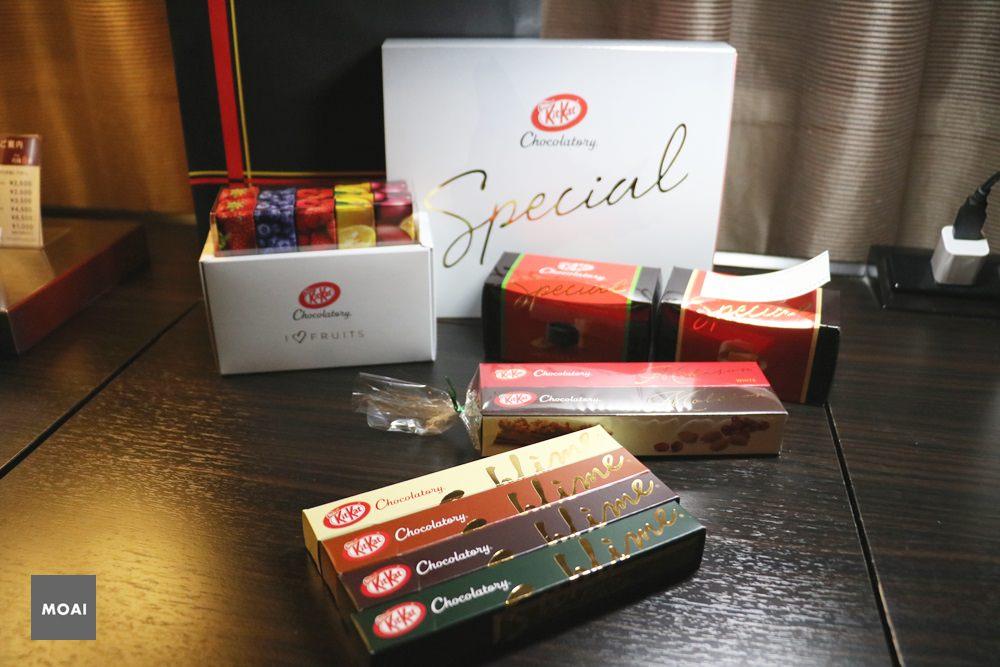 【2017北海道初心自由行】KIT KAT Chocolatory大丸札幌店~我最愛的奇巧巧克力專賣店!