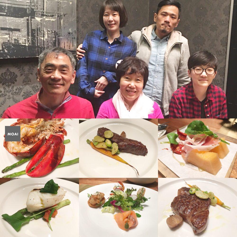【台北市內湖區】美福牛排西餐廳Fresh & Aged Italian steak house~2018團圓年夜飯吃好好