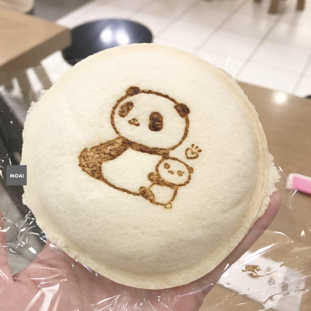 【2017東京女子輕旅行】上野熊貓麵包+東京車站~沒有去東京車站一番街也是買歪歪!