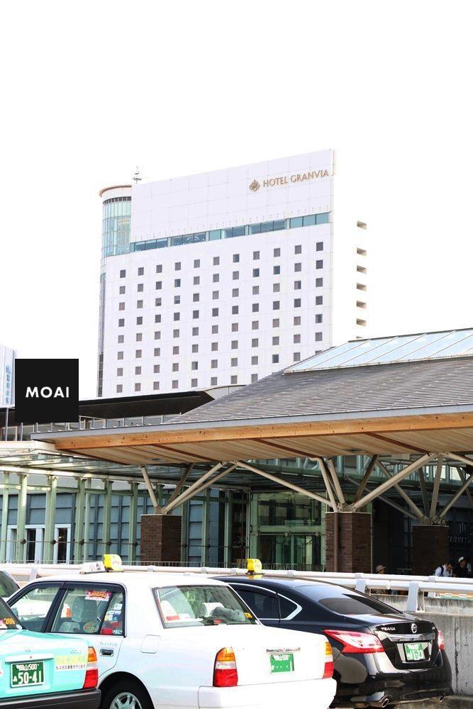 【2018岡山微旅遊】岡山格蘭比亞飯店 Hotel Granvia Okayama ~房間小設備不新但地理位置非常好!
