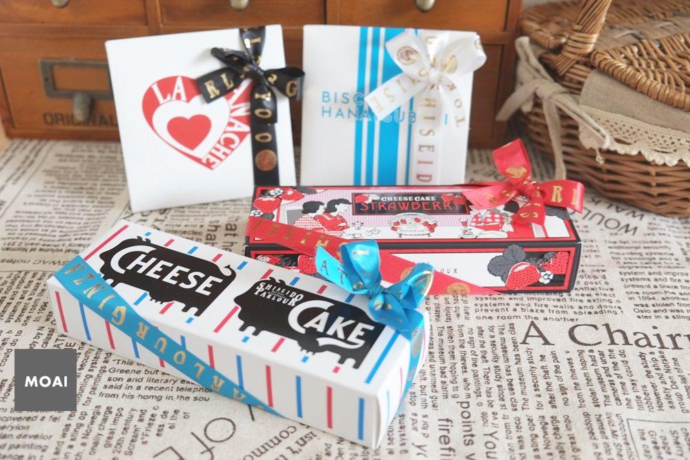 【2017東京女子輕旅行】資生堂百年甜點 SHISEIDO PARLOUR~花椿餅乾、甘納許可可濃郁好滋味