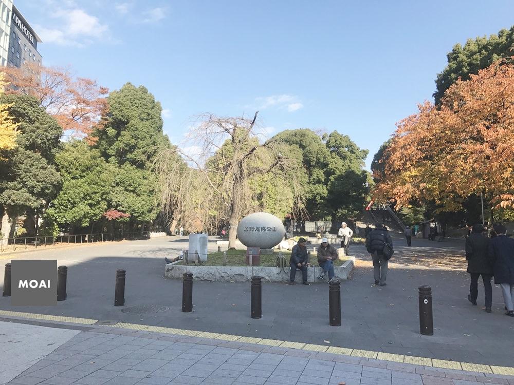 【2017東京女子輕旅行】上野恩賜公園散策~上野寬永寺與上野東照宮