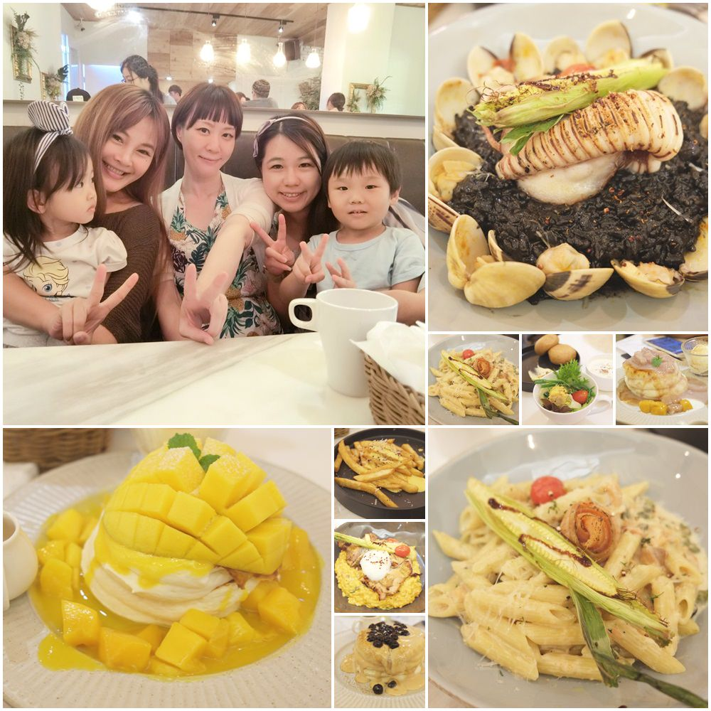 【台中市龍井區】樂丘廚房東海店~謝謝姊妹們遠道而來幫我慶生(抱)