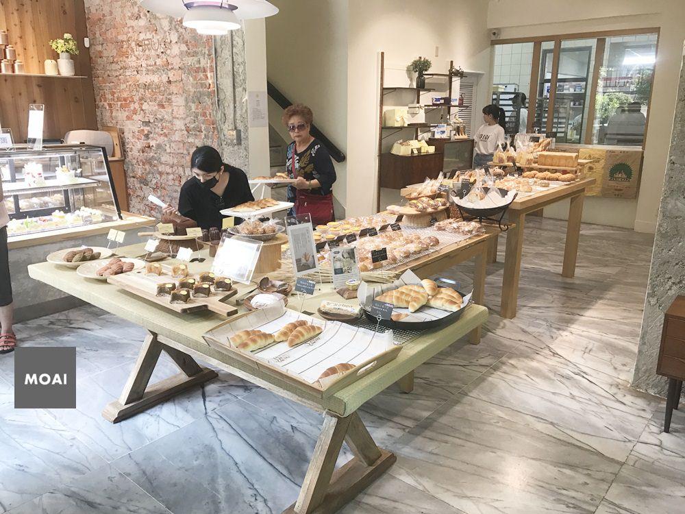 【台中市西區】蜜柑法式甜點麵包~巷弄內優雅老宅內賣的是精品麵包