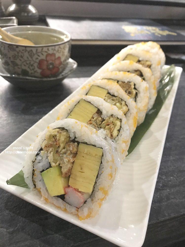 【台中市北屯區】錵鑶日本料理台中文心店~台北來的人氣日本料理店!