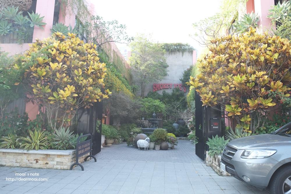 【台中市西區】冒煙的喬美式墨西哥餐廳‧台中國美店~餐點份量大又適合聚餐聚會的寬敞漂亮餐廳