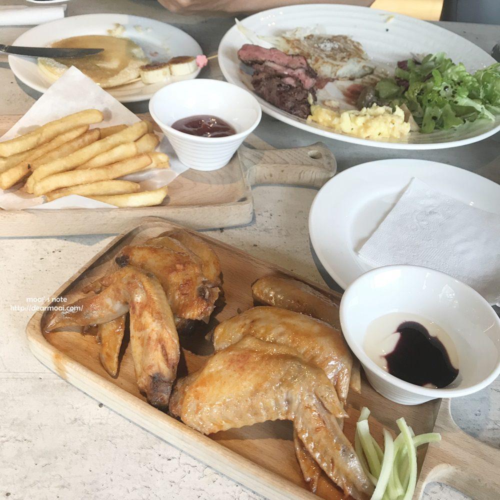 【台中市北屯區】Mr. Lazy 慵懶先生廚房 Brunch&Dinner~餐廳美氣氛佳服務生帥唯獨食物需加強