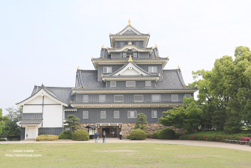 【2018岡山微旅遊】岡山城+後樂園~不來這裡別說你來過岡山玩的兩大古蹟指標