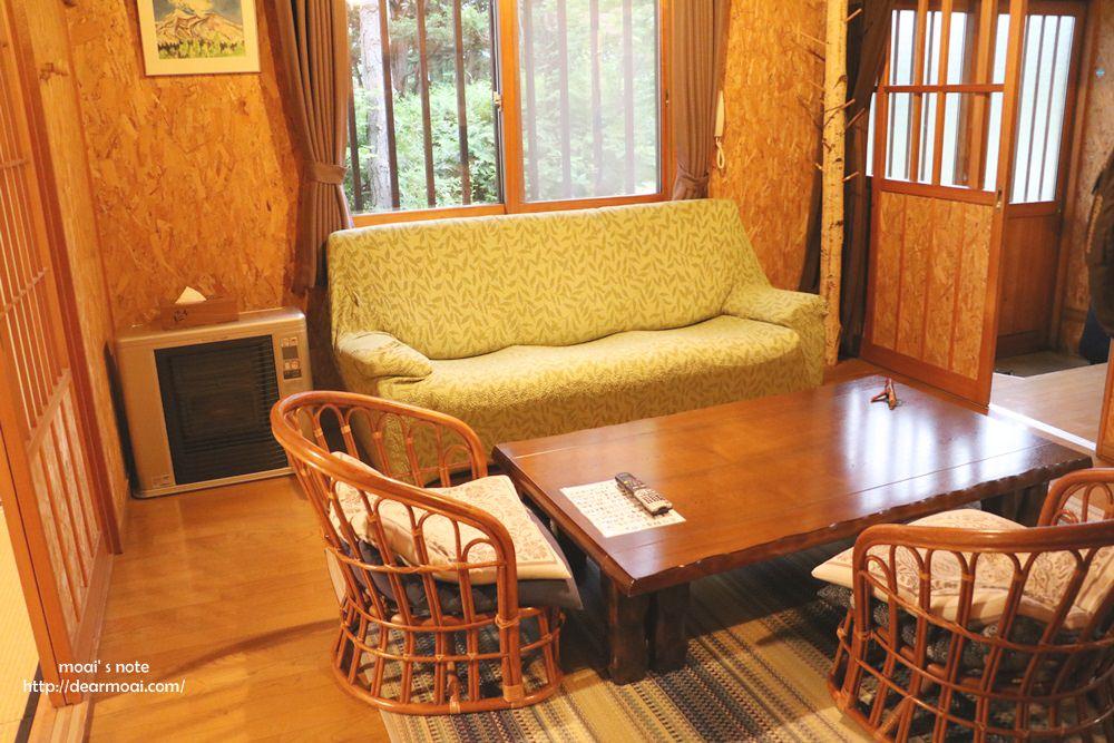 【2018北海道夏日風情畫】北海道美瑛‧Resort House BIBI~3人就能包棟超大空間小木屋民宿還有房內衛浴