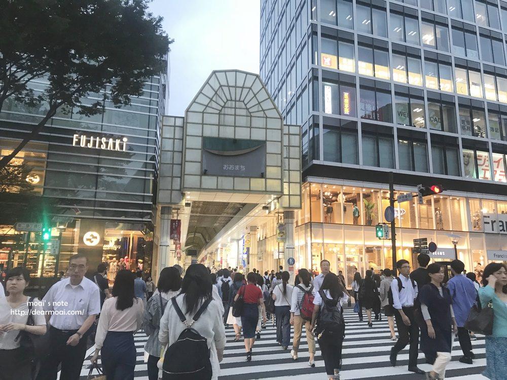 【2018仙台樂吃購】仙台商店街+仙台車站~買東西吃東西就是人生真締!