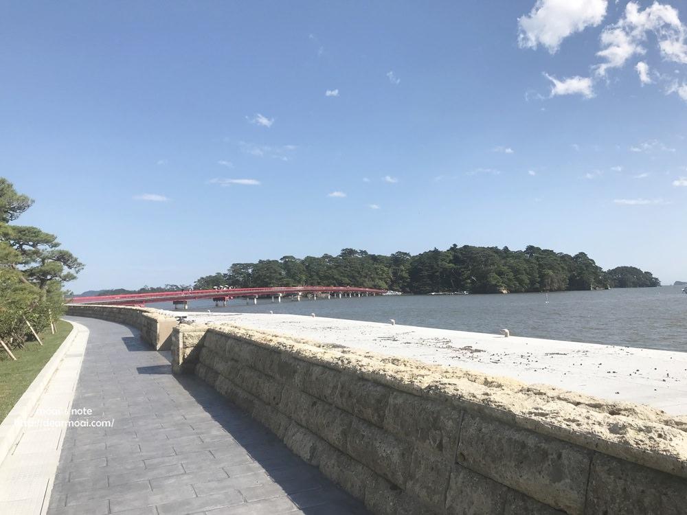 【2018仙台樂吃購】松島海岸一日遊~造訪日本三景、牡蠣咖哩麵包、牛舌包子有吃有玩