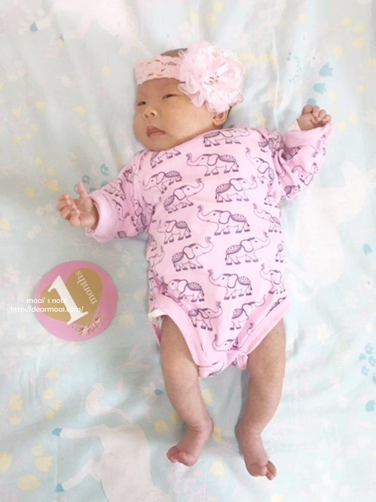 【生活記錄】孩兒一個月流水帳~新手媽媽不專業育兒路迢迢之好想睡一覺!