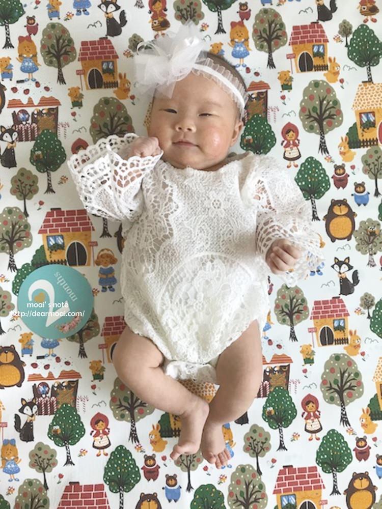 【生活記錄】孩兒二個月流水帳~終於挑戰剪嬰兒指甲!