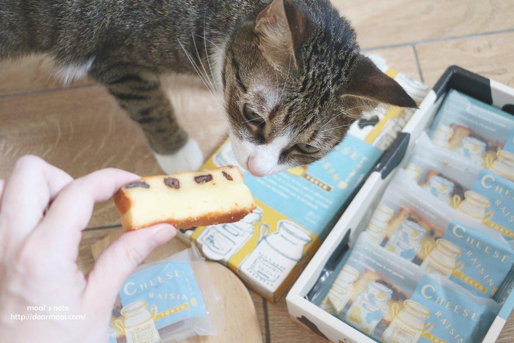 【日本點心】cheese raisin 銀之葡萄:萊姆葡萄起士蛋糕/TOKYO CARAMELISER Carameliser 東京焦糖脆糖小泡芙