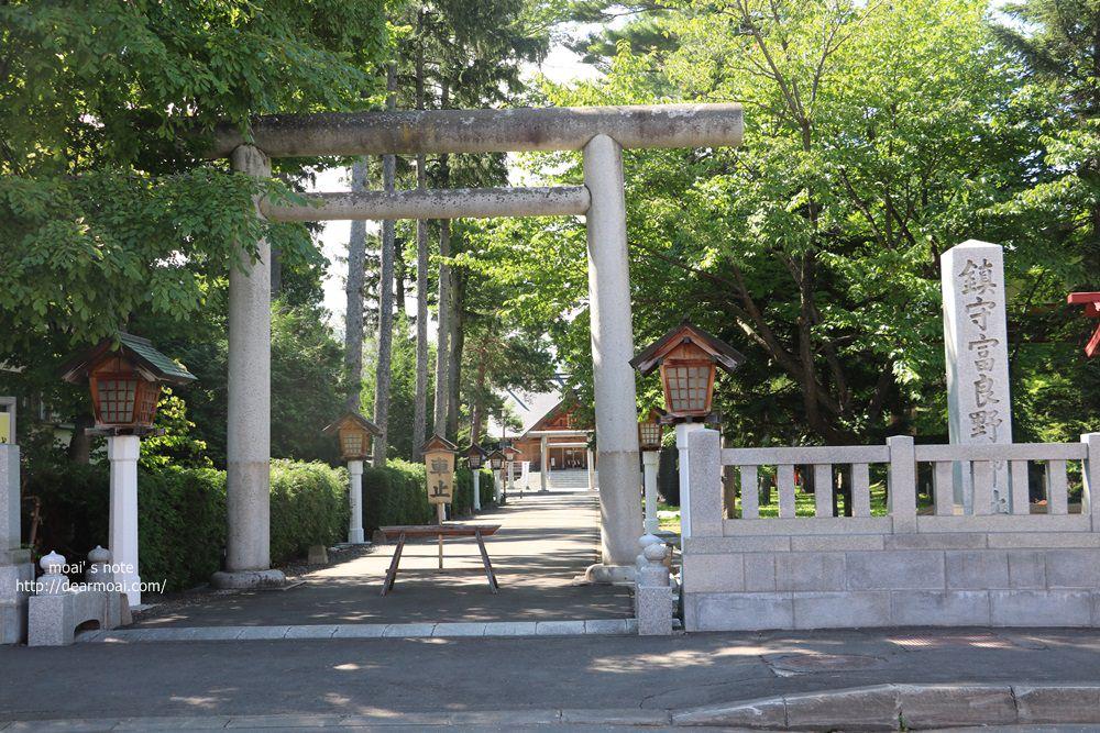 【2018北海道夏日風情畫】北海道富良野‧富良野神社、麵包超人專賣店、富良野果醬園~大人小孩都開心的人間樂園
