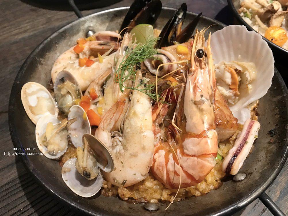 【台北市南港區】南港City Link‧How Fun 好飯食堂 ‧Paella西班牙燉飯~品嘗多種口味的燉飯很繽紛!