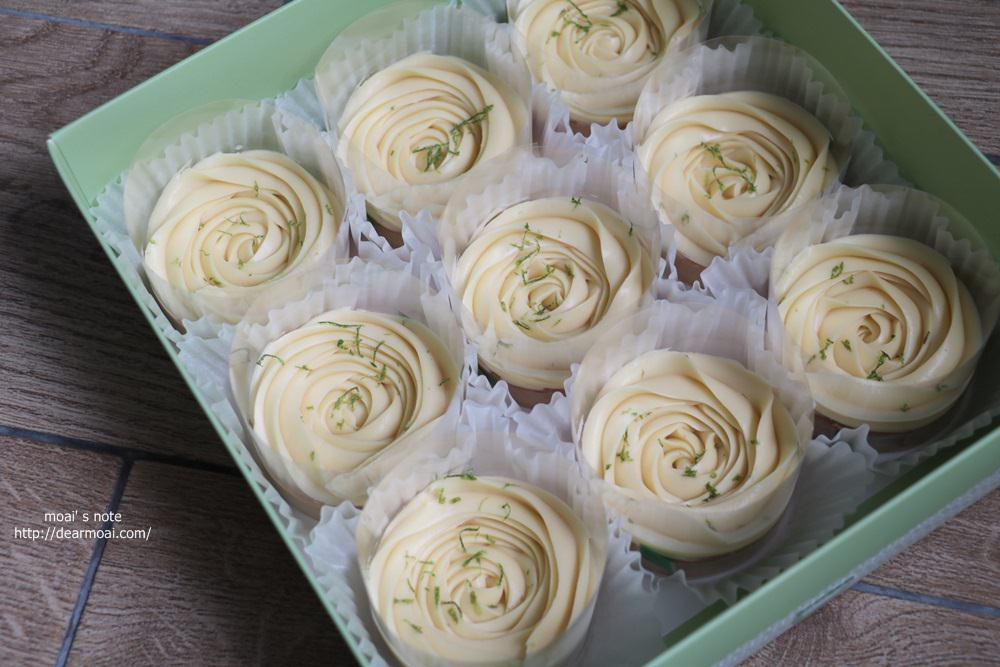 【團購點心】Cream Tea‧台中超人氣玫瑰花檸檬塔、司康、蝴蝶酥~沒有等待6個月吃不到的午茶甜點!