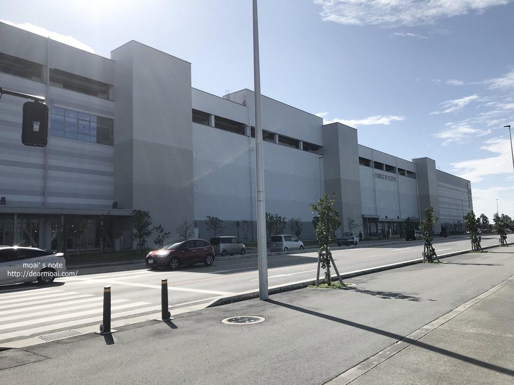 【2019沖繩達人irene領路遊】SAN-A浦添西海岸PARCO CITY~沖繩最大購物商場好吃好逛好好買