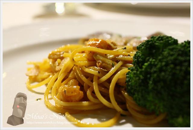 【試吃】LAGO ristorante 義式活海鮮料理~千元內的義式套餐