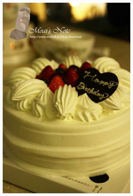 【北市士林區】Bonjour朋廚烘焙坊~草莓蛋糕鬆軟好少女