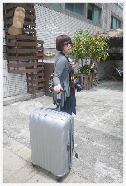 【邀稿】Samsonite新秀麗貝殼箱~超輕重量旅遊零負擔