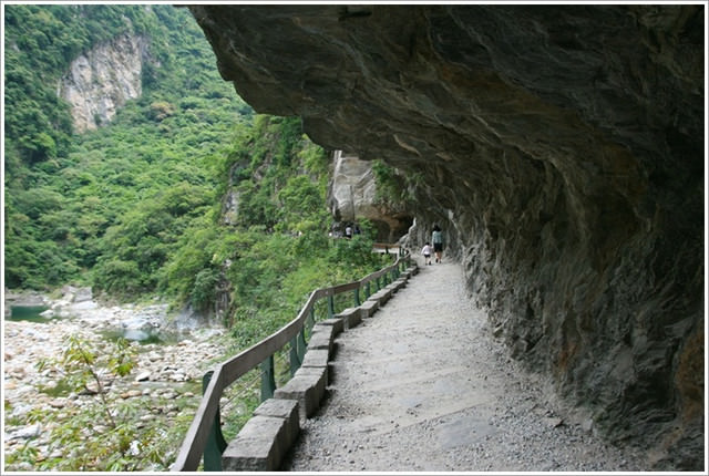 【花蓮‧速速前】太魯閣國家公園、沙卡噹步道~壯闊美景無需多言