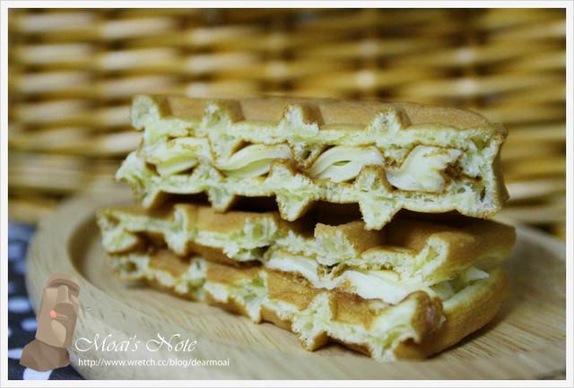 【點心】一期一會神戶鬆餅~超級美味的奶油鬆餅