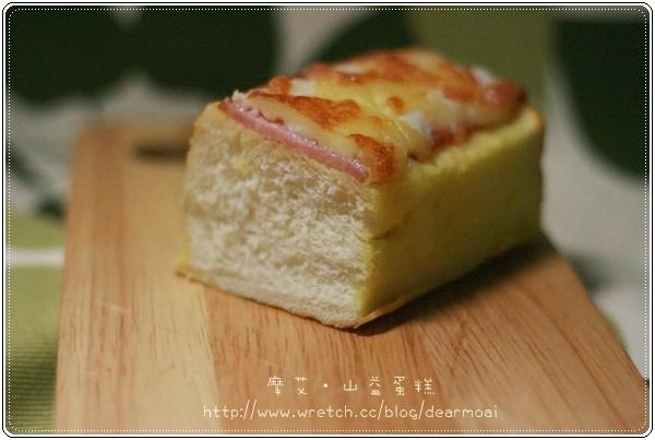 【北市信義區】山益蛋糕~稍貴但是麵包種類很稀奇的老店兒