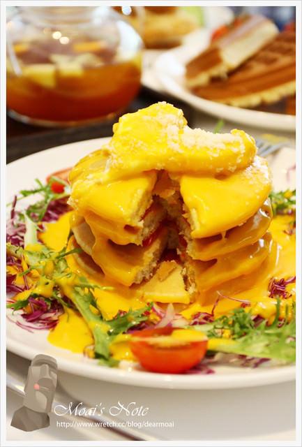 【邀約】鬆餅公主‧Caf'e Muffin Princess~華麗視覺的下午茶饗宴
