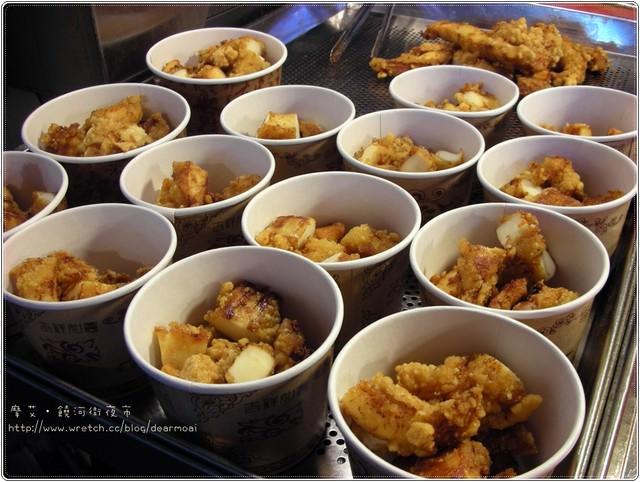 【北市松山區】饒河夜市全記錄~餓了午餐就要卯起來吃