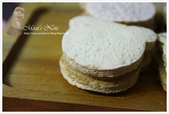 【試吃】Moricaca森果香.小熊達克瓦茲~既甜蜜又可愛的夢幻甜點